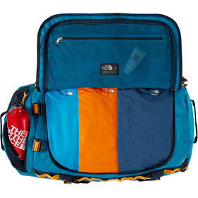 The North Face Base Camp Duffel L crystal teal/urban navy
